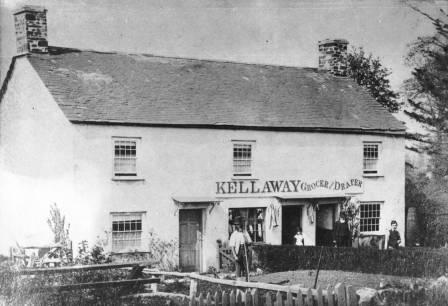 Kellaway Drapers and Grocers